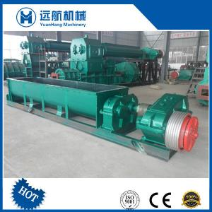 China Hot Sale Soil Double Shaft Clay Mixer on sale