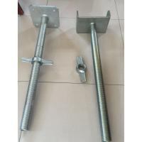 Durable Building Fasteners Forged Nut Adjustable Steel Scaffolding U Head Jack