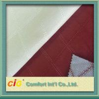 Embroidery Suede Design For Sofa microfiber brushed polyester fabric
