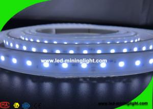 China SMD5050 Outdoor Led Tape Lights AC 110-250V Power Input For Underground Mining on sale