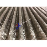 48-30 Corrugated Plus Replacement Shaker Screen for Mud Separator Oilfield