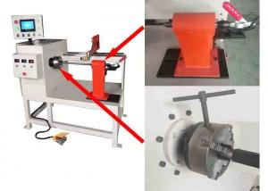 China Compact CNC Automatic Coil Winding Machine For Little Sized Oil Transformer on sale