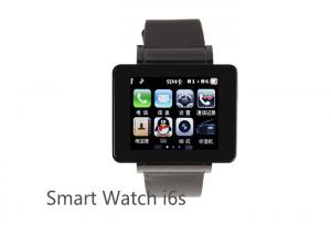 China TF Card GPRS Smart Bluetooth Watch Phone Manufacturer FM Webcam on sale