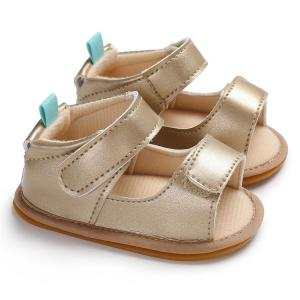 China 2019 New fashion infant Baby Sandals soft-sole Newborn Toddler baby shoes for Boy and Girl on sale