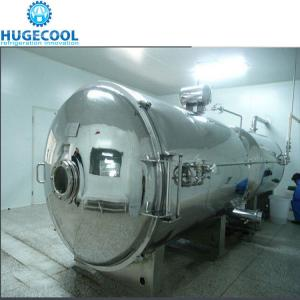 China 1 Year Warranty Vacuum Freeze Drying Machine For Fruits Seafood on sale