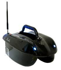 China Intelligent Carp Royal Lord Bait Boat Remote Control with lead-acid rechargeable battery on sale