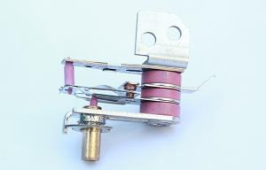 China Rice Cooker Adjustable Temperature Controlled Switch , High Sensitive Thermostat on sale
