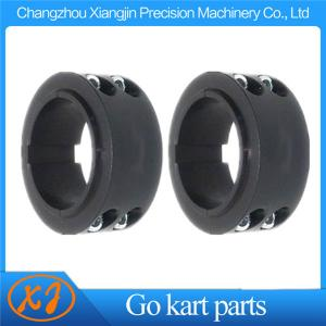China CNC Machining Racing Kart 7075 T6 Aluminum Axle Lock Collar With Keyway on sale