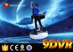 1 do simulador interativo do cinema de Seat realidade virtual 9D VR que levanta-se o jogo do vôo