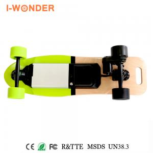 China Swappable Battery Battery Powered Longboard DC Brushless Motor With Hall Sensor on sale