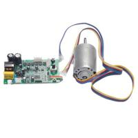 Controller Integrated Brushless DC Motor , 57mm Micro Brushless Motor For Robotics