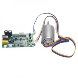 China Controller Integrated Brushless DC Motor , 57mm Micro Brushless Motor For Robotics on sale