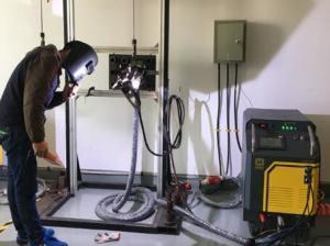 China Heat Exchanger Orbital Welding System / Flush Tube Auto Welding Machine on sale