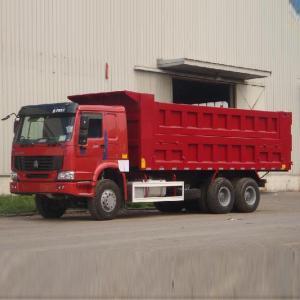 China ZZ3255N3646B1 LHD 10 Wheels Heavy Duty Dump Truck Euro 2 Standard Sinotruk Howo Dump Truck on sale