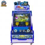 Double Shot Dazzling Pictures 3D Coin Operated Game Machine