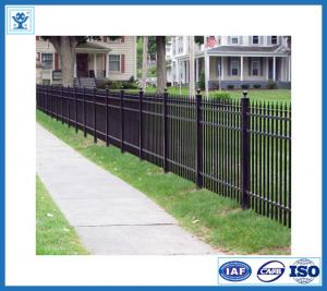 China Wholesale Eco Friendly High Quality Aluminium Fence for Garden, Pool or Playground on sale