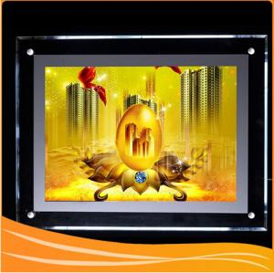 China Acrylic Hot Sexy Video Photo Frame on sale