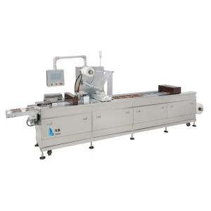China Thermoforming Industrial Vacuum Packaging Machine For Seafood / Pastry Noodles on sale