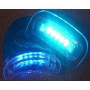China new style portable laser plasma light with 5pcs LED on sale