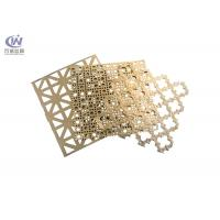 Curtain Wall Mesh Building Material Perforated Metal View Building Decoration