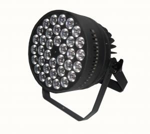 China 360w 36pcs 10w Rgbw 4 In1 Stage Weeding Led Par Cans Aluminum Alloy on sale