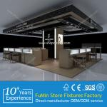Customization jewellery shop furniture in high quality used jewelry showcases desig