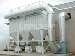 China Cement plant industry dust collection bag filter on sale