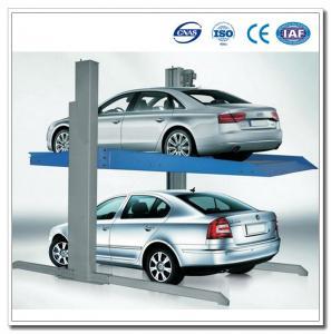 Double Layer Parking Vertical Car Parking System Automatic Car Lift