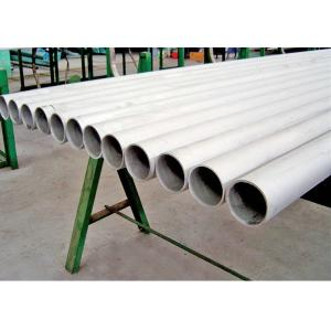 China DIN 17458 1.4301 Seamless Stainless Steel Tube Cold Drawn , Manual Polished , 1 / 2 on sale