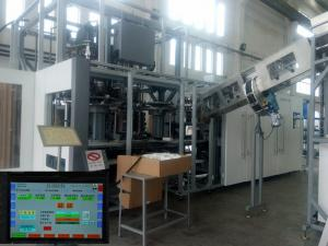 China 24000 BPH Blowing Filling Capping Combiblock With Mold Temprature Control on sale