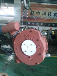 China Ductile Iron Worm gear actuator, worm gearbox China manufacture, worm gear reducer on sale