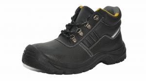 China High Cut Lightweight Safety Shoes With Avoid Puncture Steel Mid Plate on sale