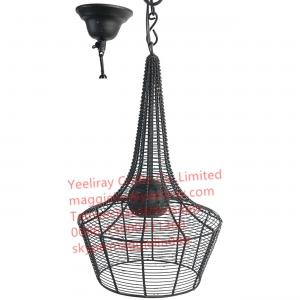 China YL-L1083 vintage European style Luxury Ceiling Flush Mounted Chandelier Crystal Metal Chandeliers on sale