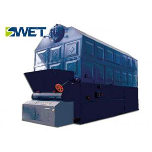 China 10t/H Coal Fired Industrial Steam Boiler SZL Series Double Drum Vertical Type on sale