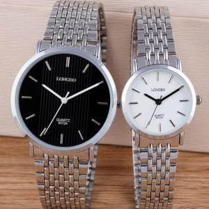 China Waterproof Mechanical Simple Leisure Business Design Men Watch Ladies Watch on sale