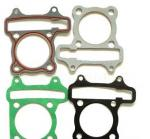 Cylinder Gasket for GY6 125 Motor Engine ,motorcycle gasket  for GY6-125,cylinder block and cylinder head