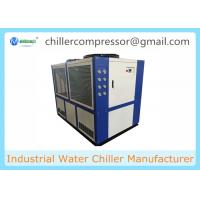 China 25 Tons Air Cooled Industrial Chiller Water Cooling System Machine Best Price on sale