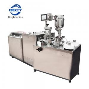 China Laboratory  pharmaceutical PVC/PE material suppository filling and sealing machine (ZS-1) on sale