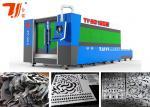 1070nm Wavelength Industrial Laser Cutting Machine / Fiber Laser Cutting Machines