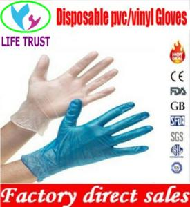 China Examination Latex gloves,Examination Vinyl gloves,Examination Nitrile gloves on sale
