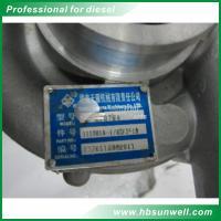 Original/Aftermarket  High quality Garrett JQ76A  diesel engine parts Turbocharger 1118010-1