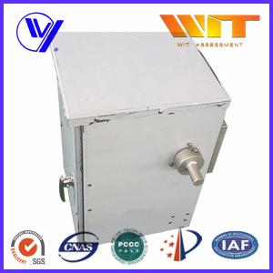 China Electrical Motor Operating Mechanism Cabinets For MV Swich Disconnector on sale