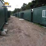 L300cm Modular Portable Accommodation Container Prefabricated Army Camp