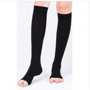 China anti-thrombosis medical grade therapeutic varicose socks on sale
