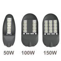 China Weatherproof 50 Watt LED Outdoor Area Street Lighting 6000K 120 Lm/W on sale