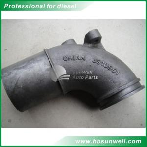 China Cummins Diesel engine part 4BT 6BT DCEC Turbo Exhaust Outlet Pipe 3910991 Turbocharger Elbow on sale