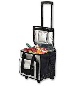 China Picnic cooler bag with radio for MP3/MP4 players made of 600D polyester on sale