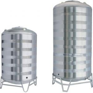 China RO Type Drinking Water Treatment Systems , Storage Tank Water Treatment System on sale