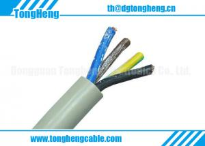 China Improved Fexibility Waterproof Customized Marine Cable with Polyurethane PUR Jacketed on sale
