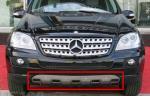 Protecteur automatique de pare-chocs d'acier inoxydable de kits du corps ML350/W164 de Mercedes-Benz